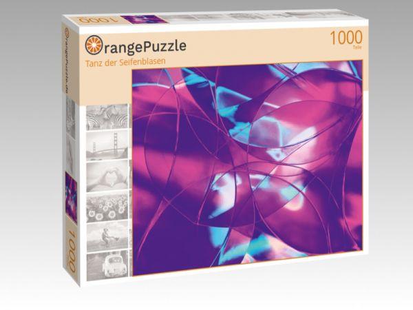 """Puzzle Motiv """"Tanz der Seifenblasen"""" - Puzzle-Schachtel zu 1000 Teile Puzzle"""
