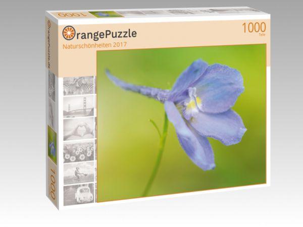"""Puzzle Motiv """"Naturschönheiten 2017"""" - Puzzle-Schachtel zu 1000 Teile Puzzle"""