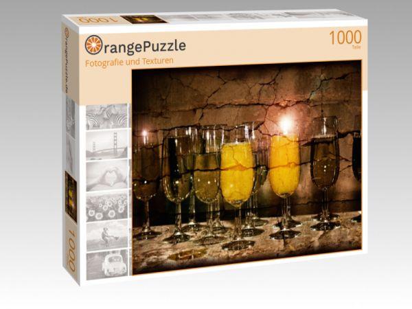 """Puzzle Motiv """"Fotografie und Texturen"""" - Puzzle-Schachtel zu 1000 Teile Puzzle"""