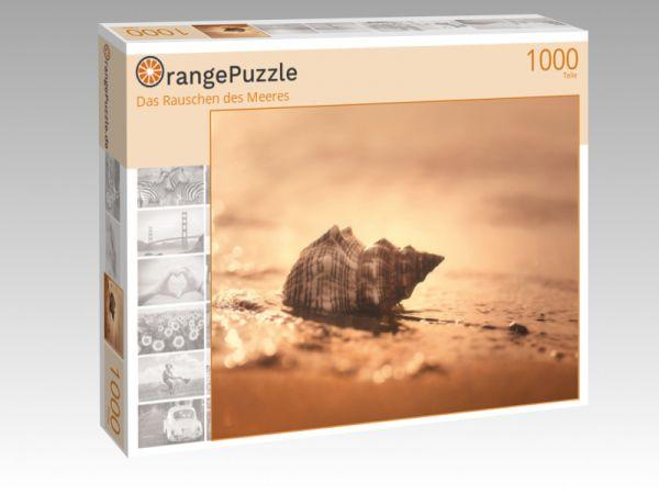 """Puzzle Motiv """"Das Rauschen des Meeres"""" - Puzzle-Schachtel zu 1000 Teile Puzzle"""