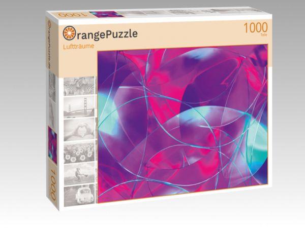 """Puzzle Motiv """"Luftträume"""" - Puzzle-Schachtel zu 1000 Teile Puzzle"""