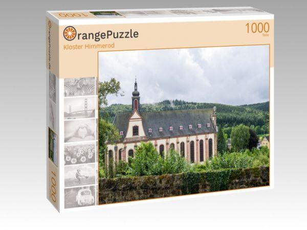 """Puzzle Motiv """"Kloster Himmerod"""" - Puzzle-Schachtel zu 1000 Teile Puzzle"""
