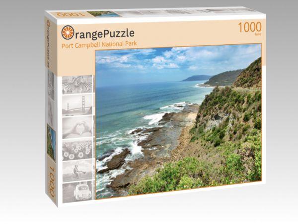 """Puzzle Motiv """"Port Campbell National Park"""" - Puzzle-Schachtel zu 1000 Teile Puzzle"""