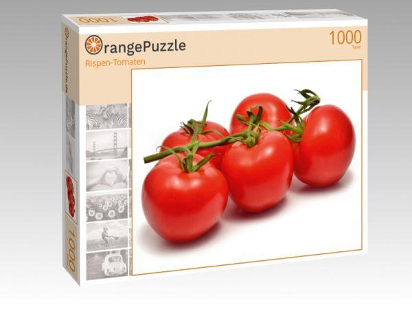 """Puzzle Motiv """"Rispen-Tomaten"""" - Puzzle-Schachtel zu 1000 Teile Puzzle"""