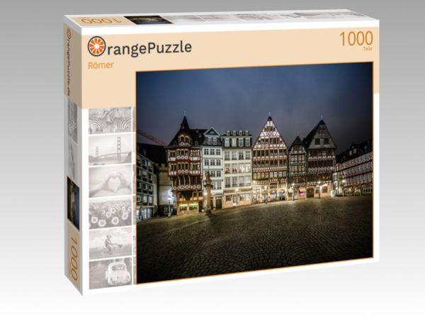 """Puzzle Motiv """"Römer"""" - Puzzle-Schachtel zu 1000 Teile Puzzle"""