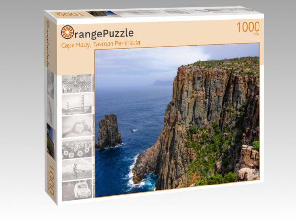 """Puzzle Motiv """"Cape Hauy, Tasman Peninsula"""" - Puzzle-Schachtel zu 1000 Teile Puzzle"""
