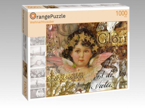 """Puzzle Motiv """"Weihnachtszauber"""" - Puzzle-Schachtel zu 1000 Teile Puzzle"""
