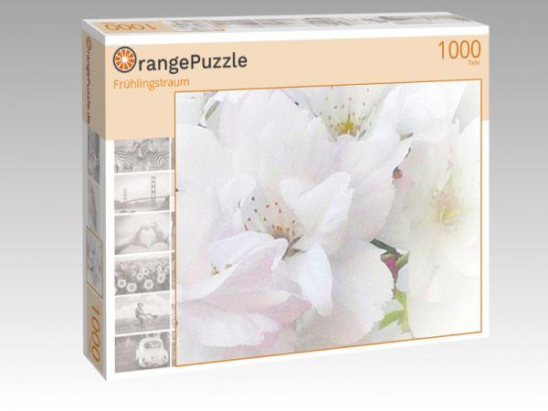 """Puzzle Motiv """"Frühlingstraum"""" - Puzzle-Schachtel zu 1000 Teile Puzzle"""
