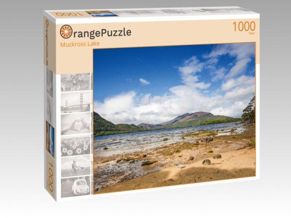 """Puzzle Motiv """"Muckross Lake"""" - Puzzle-Schachtel zu 1000 Teile Puzzle"""