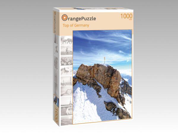 """Puzzle Motiv """"Top of Germany"""" - Puzzle-Schachtel zu 1000 Teile Puzzle"""