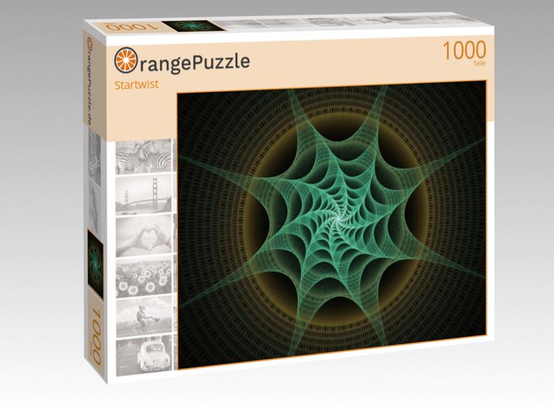 """Puzzle Motiv """"Startwist"""""""
