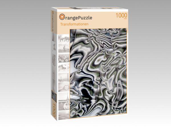 """Puzzle Motiv """"Transformationen"""" - Puzzle-Schachtel zu 1000 Teile Puzzle"""