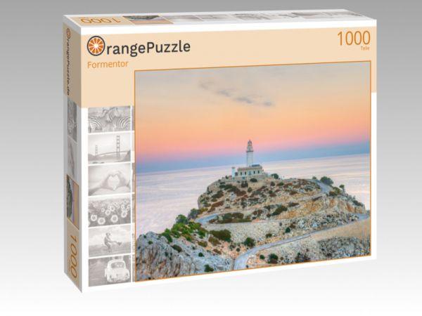 """Puzzle Motiv """"Formentor"""" - Puzzle-Schachtel zu 1000 Teile Puzzle"""