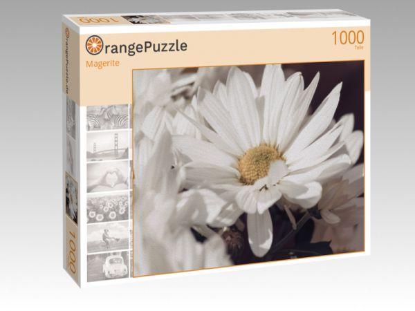 """Puzzle Motiv """"Magerite"""" - Puzzle-Schachtel zu 1000 Teile Puzzle"""