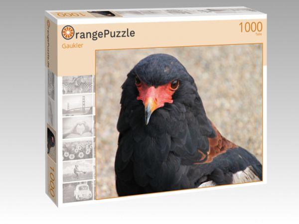 "Puzzle Motiv ""Gaukler"" - Puzzle-Schachtel zu 1000 Teile Puzzle"