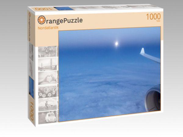 """Puzzle Motiv """"Nordatlantik"""" - Puzzle-Schachtel zu 1000 Teile Puzzle"""