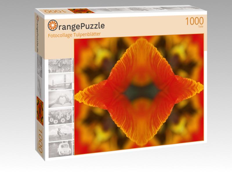 fotocollage puzzle 1000 teile