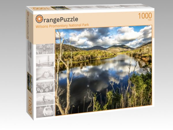 """Puzzle Motiv """"Wilsons Promontory National Park"""" - Puzzle-Schachtel zu 1000 Teile Puzzle"""
