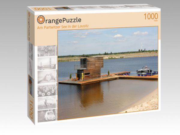 """Puzzle Motiv """"Am Partwitzer See in der Lausitz"""" - Puzzle-Schachtel zu 1000 Teile Puzzle"""