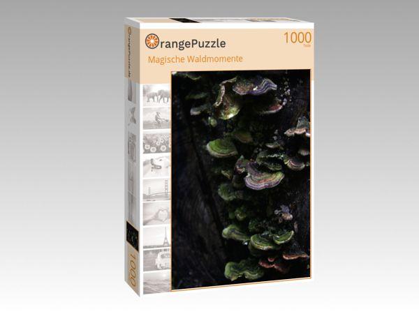 "Puzzle Motiv ""Magische Waldmomente"" - Puzzle-Schachtel zu 1000 Teile Puzzle"