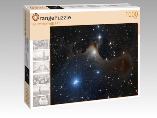 "Puzzle Motiv ""Geistnebel vdB 141"" - Puzzle-Schachtel zu 1000 Teile Puzzle"