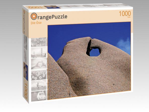"""Puzzle Motiv """"Die Öse"""" - Puzzle-Schachtel zu 1000 Teile Puzzle"""