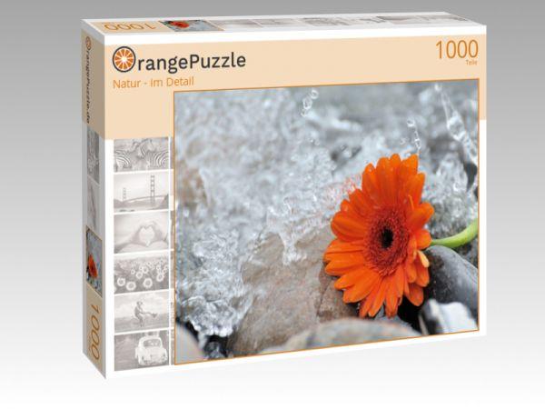 """Puzzle Motiv """"Natur - im Detail"""" - Puzzle-Schachtel zu 1000 Teile Puzzle"""