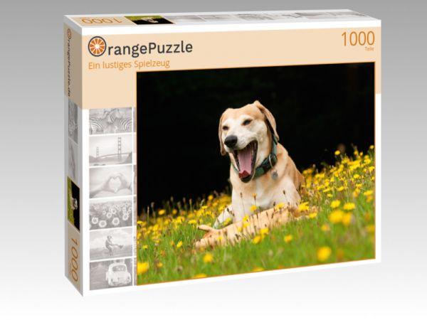 """Puzzle Motiv """"Ein lustiges Spielzeug"""" - Puzzle-Schachtel zu 1000 Teile Puzzle"""