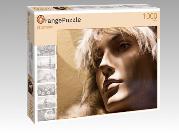 """Puzzle Motiv """"Chatroom"""" - Puzzle-Schachtel zu 1000 Teile Puzzle"""