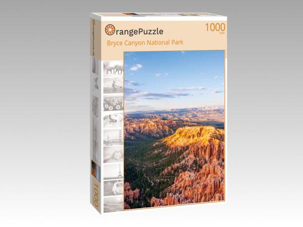 """Puzzle Motiv """"Bryce Canyon National Park"""" - Puzzle-Schachtel zu 1000 Teile Puzzle"""