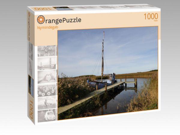 """Puzzle Motiv """"Nymindegab"""" - Puzzle-Schachtel zu 1000 Teile Puzzle"""