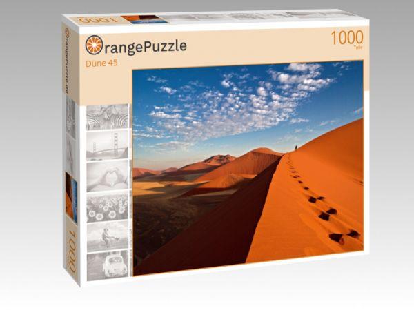 """Puzzle Motiv """"Düne 45"""" - Puzzle-Schachtel zu 1000 Teile Puzzle"""