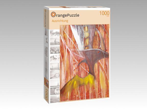 """Puzzle Motiv """"Ausrichtung"""" - Puzzle-Schachtel zu 1000 Teile Puzzle"""