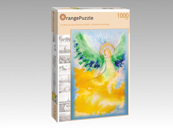 """Puzzle Motiv """"Ein Motiv aus dem Posterbuch ENGEL - Lichtboten für die Seele"""" - Puzzle-Schachtel zu 1000 Teile Puzzle"""