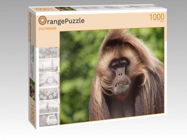 "Puzzle Motiv ""Dschelada"" - Puzzle-Schachtel zu 1000 Teile Puzzle"