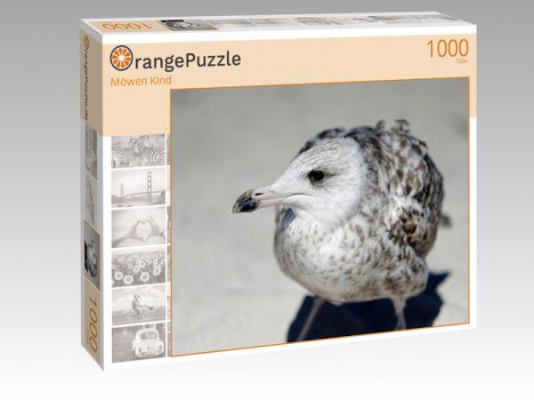 """Puzzle Motiv """"Möwen Kind"""" - Puzzle-Schachtel zu 1000 Teile Puzzle"""