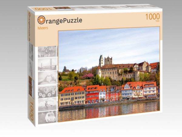 """Puzzle Motiv """"Meers"""" - Puzzle-Schachtel zu 1000 Teile Puzzle"""
