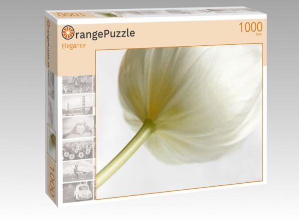 """Puzzle Motiv """"Elegance"""" - Puzzle-Schachtel zu 1000 Teile Puzzle"""