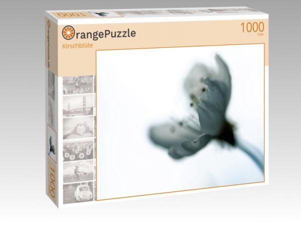 """Puzzle Motiv """"Kirschblüte"""" - Puzzle-Schachtel zu 1000 Teile Puzzle"""