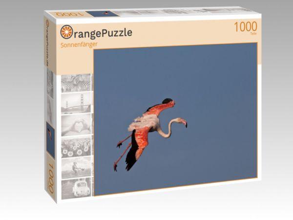 """Puzzle Motiv """"Sonnenfänger"""" - Puzzle-Schachtel zu 1000 Teile Puzzle"""