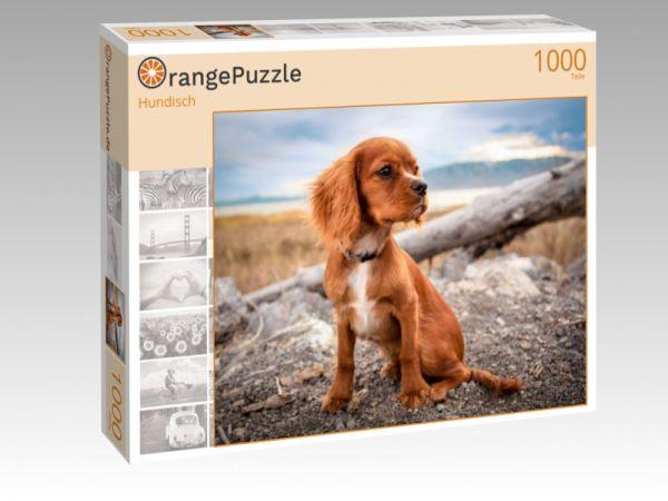 "Puzzle Motiv ""Hundisch"" - Puzzle-Schachtel zu 1000 Teile Puzzle"