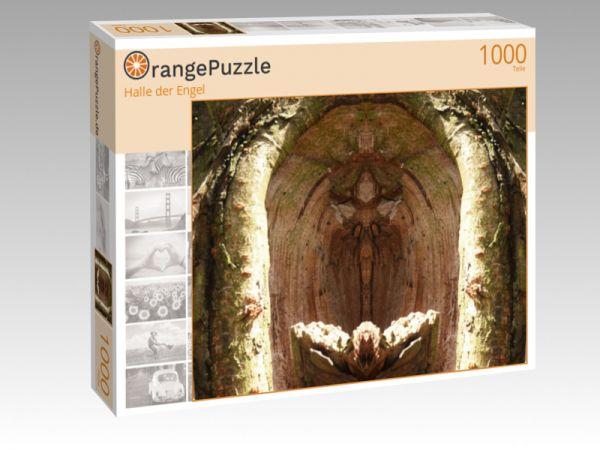 "Puzzle Motiv ""Halle der Engel"" - Puzzle-Schachtel zu 1000 Teile Puzzle"