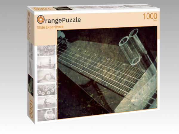 """Puzzle Motiv """"Slide Experience"""" - Puzzle-Schachtel zu 1000 Teile Puzzle"""