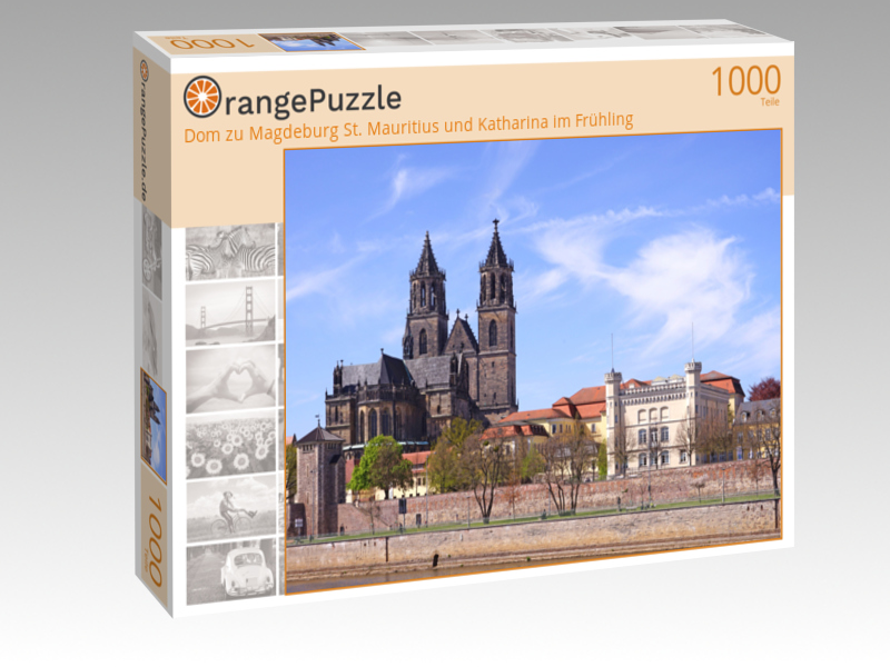 Puzzle Magdeburg