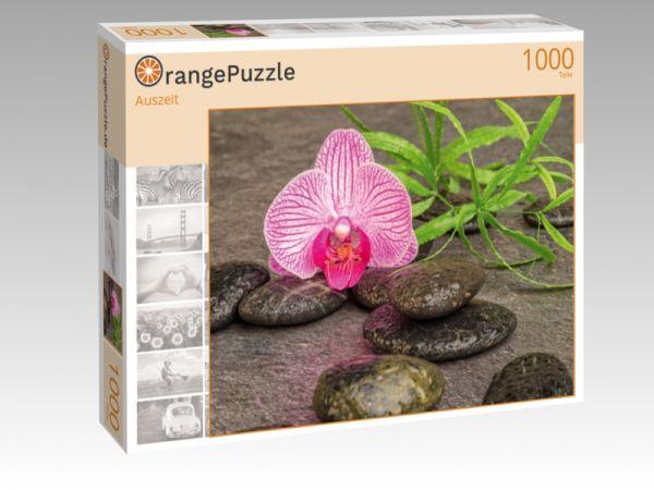 """Puzzle Motiv """"Auszeit"""" - Puzzle-Schachtel zu 1000 Teile Puzzle"""