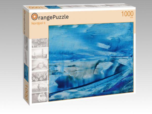 """Puzzle Motiv """"Nordpol II"""" - Puzzle-Schachtel zu 1000 Teile Puzzle"""