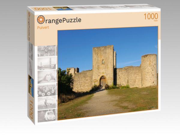"""Puzzle Motiv """"Puivert"""" - Puzzle-Schachtel zu 1000 Teile Puzzle"""