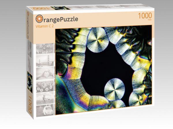 """Puzzle Motiv """"Vitamin C 2"""" - Puzzle-Schachtel zu 1000 Teile Puzzle"""