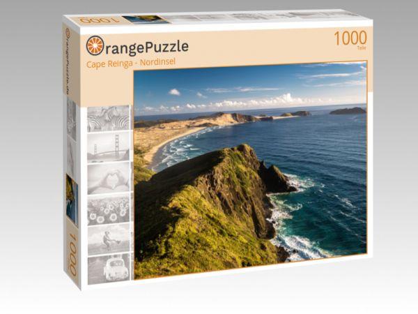 """Puzzle Motiv """"Cape Reinga - Nordinsel"""" - Puzzle-Schachtel zu 1000 Teile Puzzle"""
