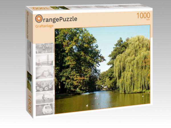 "Puzzle Motiv ""Graftanlage"" - Puzzle-Schachtel zu 1000 Teile Puzzle"